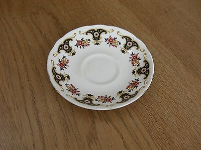 Royal Sutherland Bone China Saucer  .. Balmoral Design