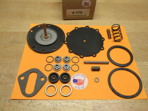1949 1950 1951 LINCOLN DOUBLE ACTION FUEL PUMP REBUILD KIT TODAY