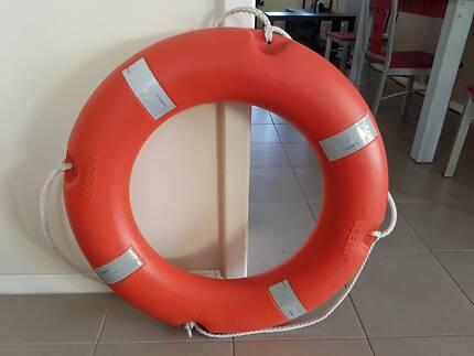 70cm wide lifebuoy