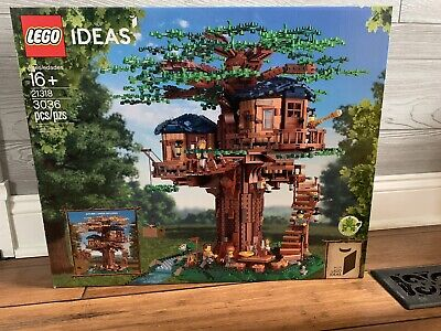 LEGO Ideas: Tree House Hard To Find. Brand New. (21318)