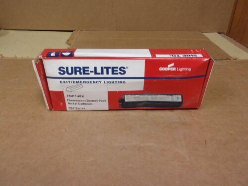 Surelites FBP140X Exit/Emergency Lighting Fluorescent Battery Pack