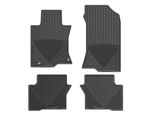 WeatherTech All-Weather Floor Mats for Ford Explorer 17-19 1st 2nd 3rd Row Grey