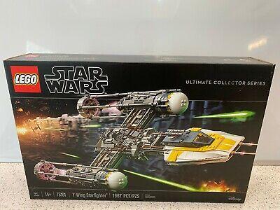 LEGO 75181 Star Wars Ultimate Collector Series Y-Wing Starfighter Unopened NIB