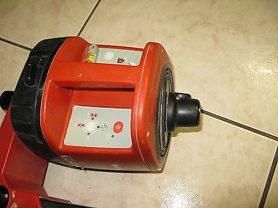 Hilti Pr16 Rotary Laser Interior Laser With Hilti Pa321 Mount