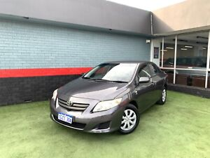 2008 TOYOTA COROLLA ASCENT ZRE152R SEDAN AUTOMATIC  LOW KMS
