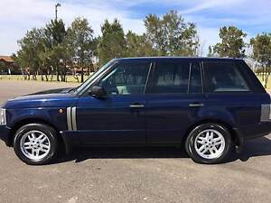 2002 Range Rover Range Rover Wagon Newcastle Newcastle Area Preview
