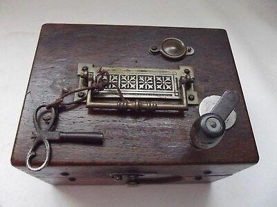 Vintage Benzing Pigeon Timing Clock c1930's