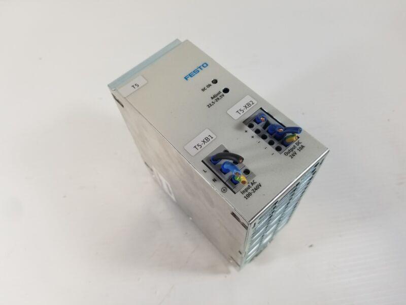 Festo CACN-3A-1-10 Power Supply Unit
