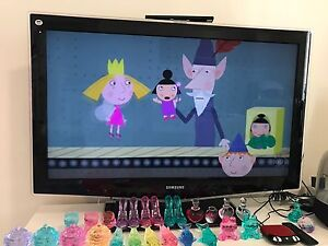 "SUMSUNG 40"" LCD TV with remote Chatswood Willoughby Area Preview"