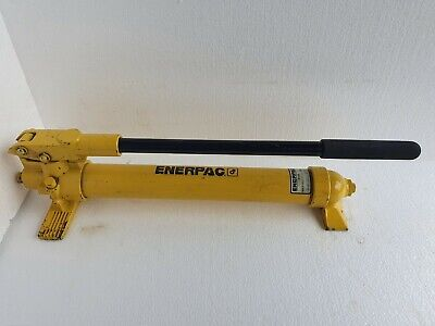 Enerpac P-39 Hydraulic Hand Pump 10000 Psi - 700 Bar Single Speed - New
