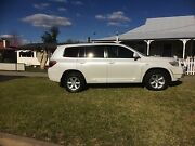 2009 Toyota Kluger Wagon Inverell Inverell Area Preview