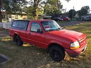 1999 Ford Ranger Small Truck