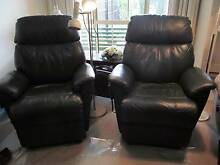 [2] electric recliner lounge chairs McLaren Vale Morphett Vale Area Preview