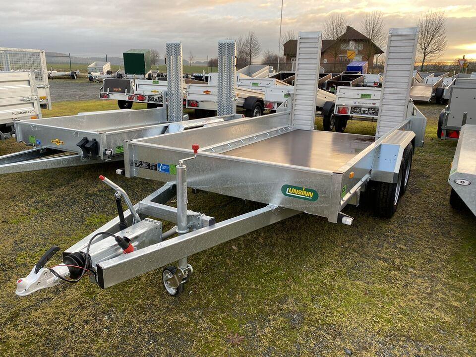 Baumaschinenanhänger Unsinn Typ UBA 3536-14-1800 NEU&SOFORT!!! in Pirk