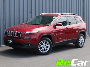2015 Jeep Cherokee North HEATED SEATS | BACK-UP CAM | ONLY 48KM!