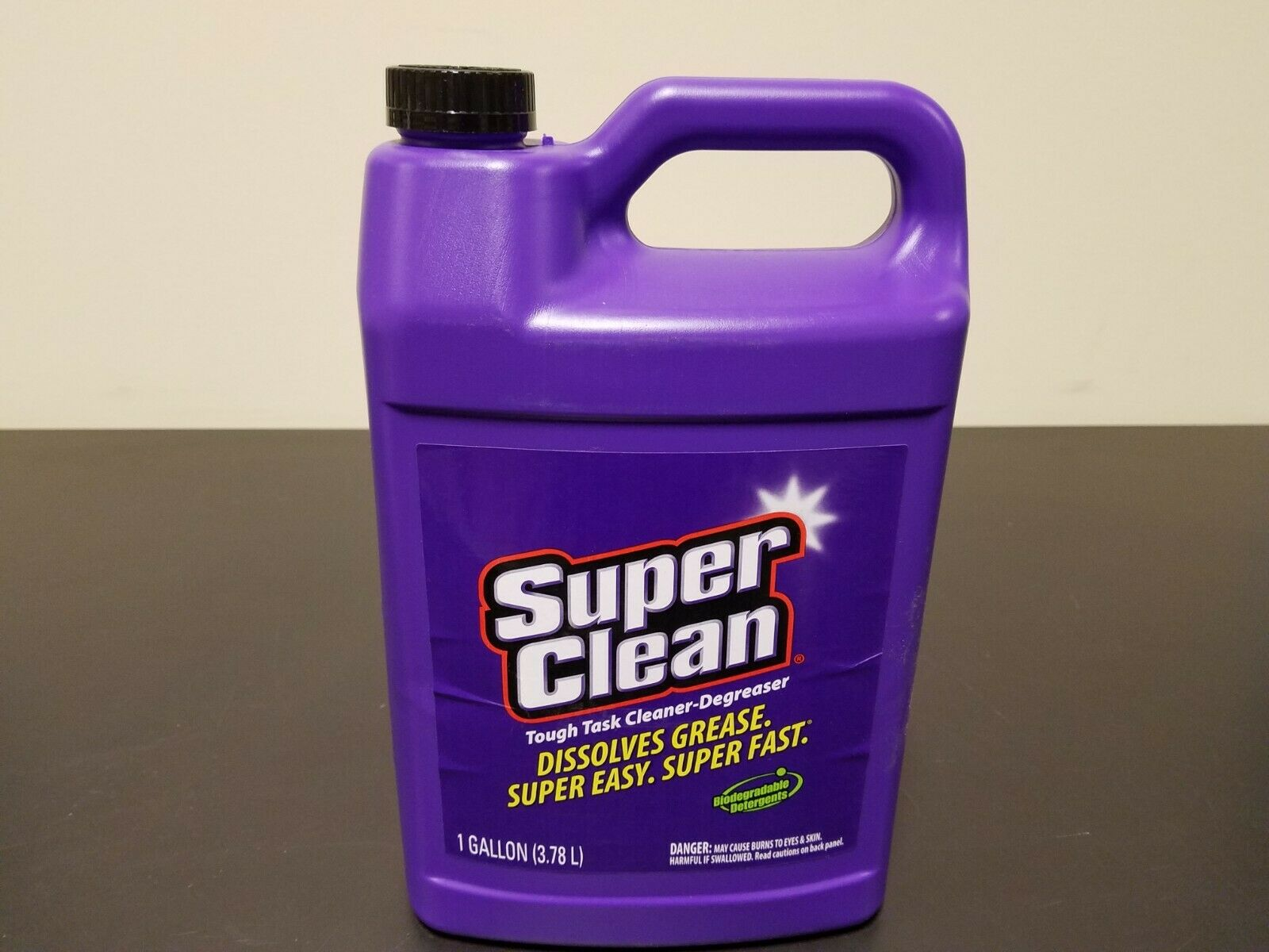 Superclean 101723 1 Gal. Cleaner/Degreaser Jug
