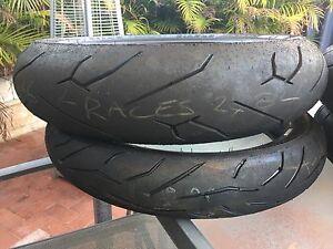 Pirelli Rosso II Tyres Secret Harbour Rockingham Area Preview