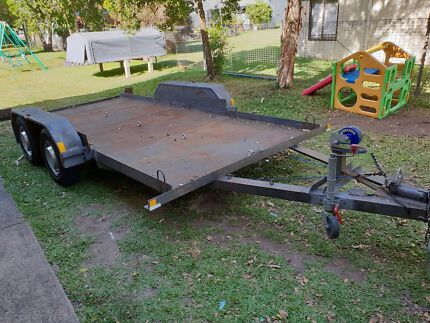 Car trailer / flat bed trailer Lismore Lismore Area Preview