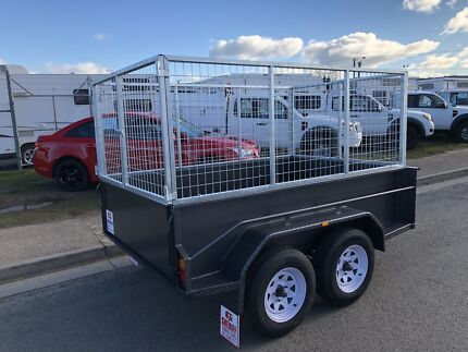 Trailer 8x5 high sided brand new Prospect Vale Meander Valley Preview