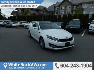 2013 Kia Optima EX Remote Keyless Entry, Cruise Control & Spe...