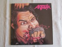 Lp Anthrax - Fistful Of Metal - RR9673 - D83 Mitte - Hamburg Hamm Vorschau