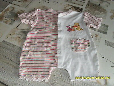 "süßer Baby-Anzug 1-tlg. ""Winnie Pooh"" Anzug Gr. 62"