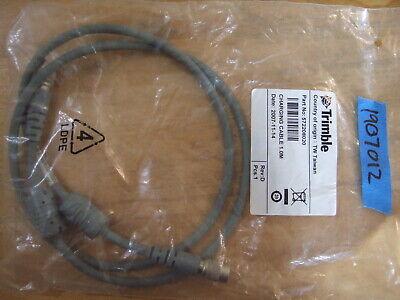Trimble S6 1m Datapower Cable Hirose To Hirose New Pn 73837001 Free Us Shpg