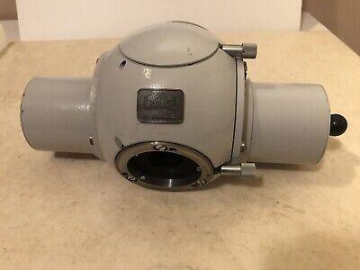 Zeiss Tube Head For Microscope Photomicroscope