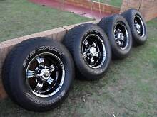 Toyota Land Cruiser 4x4 ALLIED Alloy Wheelset Toowoomba 4350 Toowoomba City Preview