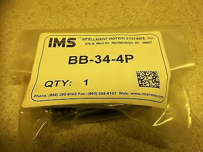 New Intelligent Motion Systems Bb-34-4p 269079207 Free Shipping