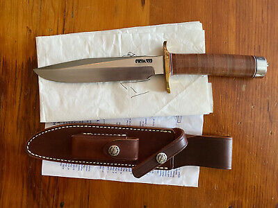 "RANDALL MADE KNIVES Model 1-7"" Carbon Steel ALL PURPOSE FIGHTER, New, NO WAIT!"