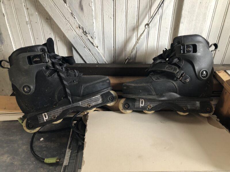 Bochi Popes Skates Size 10