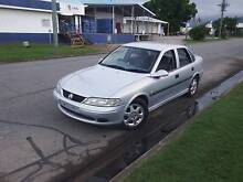 2000 Holden Vectra Sedan RWC Included Cairns Cairns City Preview