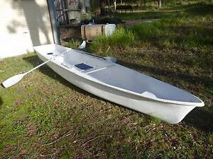 Rowing Wherry Boat - 4.8m long x 1m wide - Three-seater Mount Crosby Brisbane North West Preview