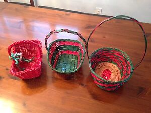 Tins, storage and baskets Edmonton Edmonton Area image 2