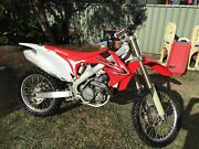 CRF450R EXCELLENT CONDITION Raymond Terrace Port Stephens Area Preview