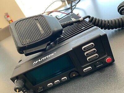 Harris M5300 Mobile 2 Way Radio 7800mhz
