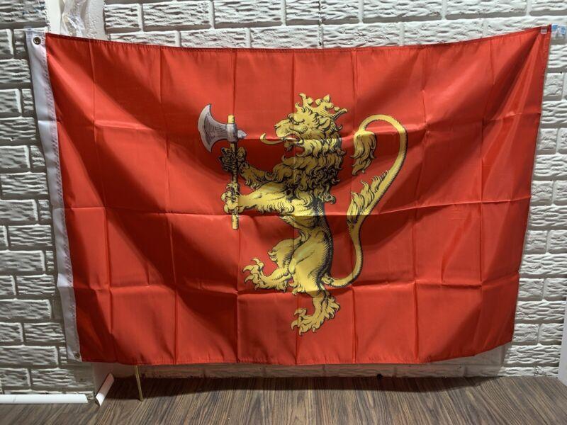 Norway Royal King Flag