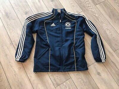 Chelsea Fc Adidas Windbreaker Training Jacket Samsung 42/44