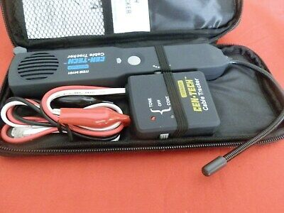 Nos Cen-tech Electrical Wire Cable Tracker Model 94181 Brand New In The Case