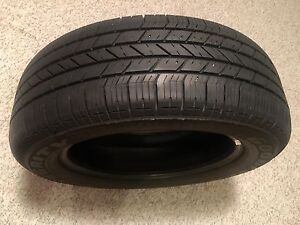 For Sale set of 4 Tires (Good Year Integrity)  P 225/60R 17 M+S