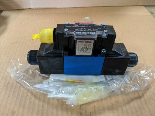 *NEW* Rexroth Hydraulic Valve R978017821  4WE 6E62/EW110N9DK25L/62  120V   P143