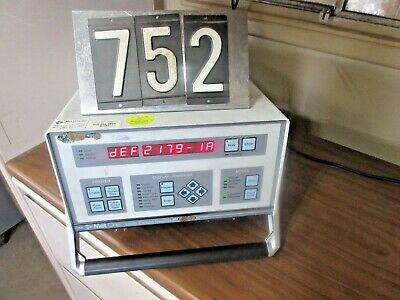 Met One Laser Particle Counter Model A2408-1-115-1  .3um  1 Cfm A2408