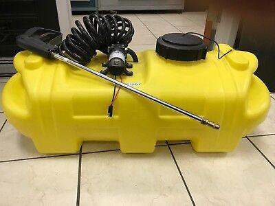 25 Gallon Tank Atv Sprayer Pn Pkzt25d5