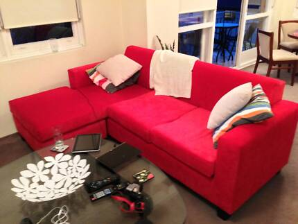 3 Seater Sofa including Reversible Chaise Moore Park Inner Sydney Preview