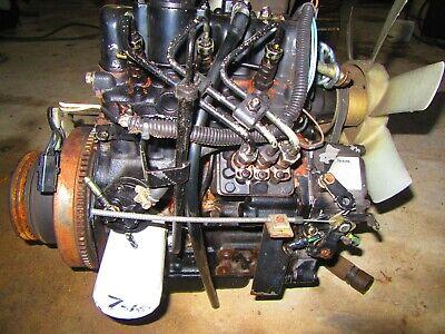 Perkins 103-07 3 Cylinder Liquid Cooled Diesel Engine