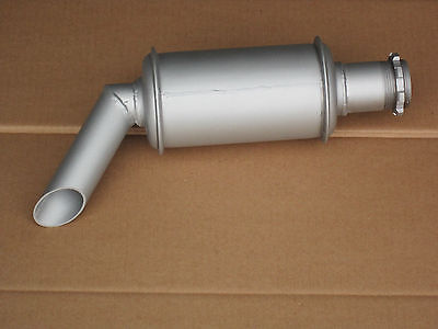 Muffler For Ih International 154 Cub Lo-boy 184 185