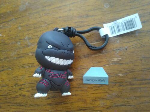 Godzilla Classic Series 3 Figural Bag Clip 3 Inch Exclusive B Shin