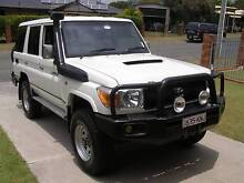 Toyota LandCruiser Workmate Wagon 2007 Capalaba Brisbane South East Preview
