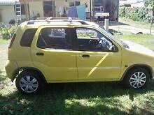 2001 Suzuki Ignis Hatchback Bowen Whitsundays Area Preview